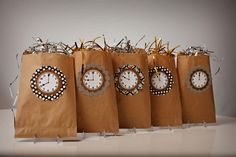 New Year's Eve Countdown Goodie Bag Favor. $7.50, via Etsy.