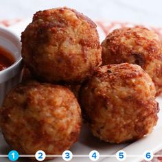 Leftover Cheesy Bacon Rice Croquettes Recipe by Tasty