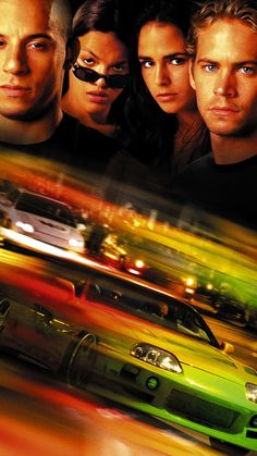 The Fast and the Furious Phone Wallpaper Fast And Furious Letty, Movie Fast And Furious, Furious Movie, The Furious, Paul Walker Wallpaper, Dom And Letty, Paul Walker Tribute, Fast Five, Jdm Wallpaper