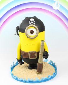 Pirate Minion  by Nina