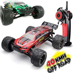 Electric Rc Car High Speed Off Road Remote Control Car Model