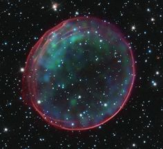 Mystery of 400-year-old supernova explosion solved