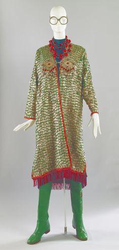Iris Apfel Outfit in Rare Bird of Fashion