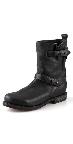 Rag & Bone Moto Boots II.  Love these Rag & Bone Motos.  Got them also in suede about a year ago.  so stylish and comfy.