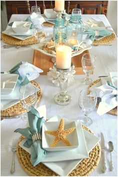 sala de estar praia chic - Google Search