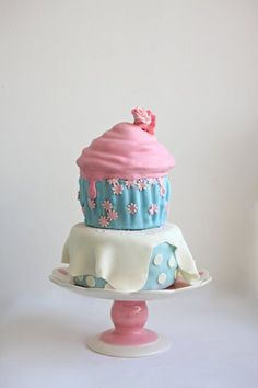 Tea Party Cake from MADE WITH LOVE