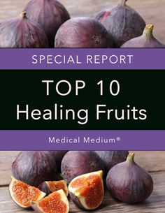 FREE Report: Top 10 Healing Fruits Download NOW!