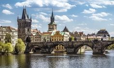Groupon - ✈ 7-Day Vacation in Prague w/Air from Gate 1 Travel. Price per Person Based on Double Occupancy (Buy 1 Voucher/Person). in Czech Republic. Groupon deal price: $699