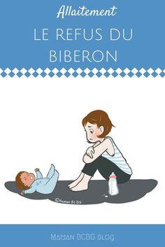 Faire accepter le biberon à mon bébé: Mission impossible ! #refus #biberon #allaitement #sevrage #bebe