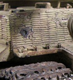 Plastic Model Kits, Plastic Models, Tank Armor, Tiger Tank, Model Tanks, Military Modelling, Ww2 Tanks, Battle Tank, German Army