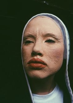 A Woman's Mask [Isamaya Ffrench]