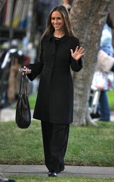 Melinda Gordon Ghost Whisperer. Love this coat!