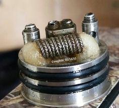 Zipper coil