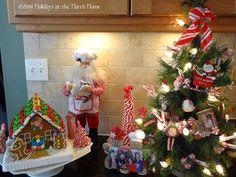 Holidays at the Harris Home: 2014 Christmas Home Tour