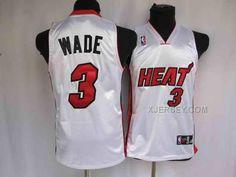 http://www.xjersey.com/heat-3-wade-white-jerseys.html Only$34.00 #HEAT 3 WADE WHITE JERSEYS Free Shipping!