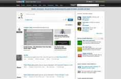 LinkedIn Is Gearing Up For A Redesign: Bigger Pictures, Anchored Menu (And A Life Less Tweeted)