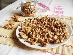 Fahéjas-cukros dió | Katarzis Cereal, Breakfast, Dios, Morning Coffee, Corn Flakes, Morning Breakfast, Breakfast Cereal