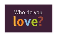 """""""Who Do You Love?""""  - fun game for Valentine's Day"""