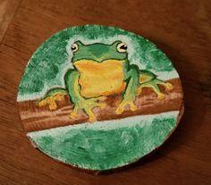 Frog magnet!