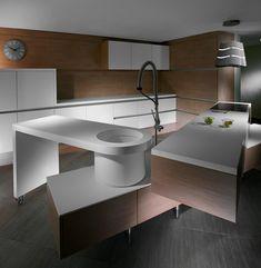 Unusual Kitchen Designs