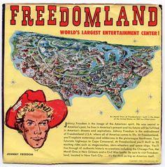 Freedomland (1960 to 1964)