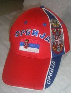 Serbian Fan Hat Serbian, Baseball Hats, Fan, Sports, Hs Sports, Baseball Caps, Sport, Baseball Hat, Fans