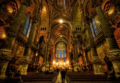 Encantos da Basílica de Fourvière, em Lyon | #ArteReligiosa, #BasílicaDeFourvière, #BasílicaNotreDameDeFourvière, #EpochTimes, #Fé, #França, #Luz, #Lyon, #Ouro, #VirgemMaria
