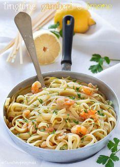 Italian Pasta, Italian Dishes, Italian Recipes, Seafood Recipes, Pasta Recipes, Italian Main Courses, Food Goals, Macaroni And Cheese, Al Dente