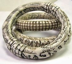 Bracelets by DIVA DESIGNS | Polymer Clay Planet