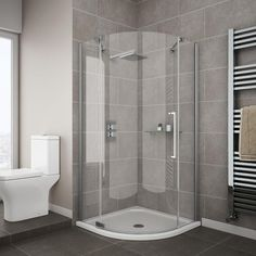 Add a modern touch to your bathroom with a Quadrant Shower Enclosure. Shop our vast range of Corner Shower Enclosures from Victorian Plumbing today. Rectangular Shower Enclosures, Quadrant Shower Enclosures, Walk In Shower Enclosures, Frameless Shower Enclosures, Toilet Cubicle, Shower Cubicles, Wet Rooms, Single Doors, Shower Doors