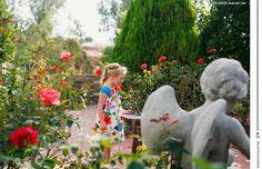 Babiekins Magazine - Issue 9 Garden Sculpture, Dinosaur Stuffed Animal, Outdoor Decor, Kids, Photography, Animals, Magazine, Photos, Design