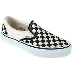 Checkered. Nice.