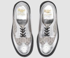 Dr.Martens Irene Made In England Shoe £245 - Stand For Something