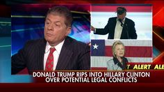 Judge Nap Breaks Down Trump's 'Forceful Case' About Hillary's Legal Woes