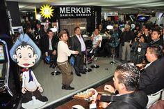 Merkur Gaming ist in Deutschland als Tochterfirma der Gauselmann Gruppe bekannt. Doch nicht nur in Deutschland hat Merkur Gaming sich bereits einen Namen gemacht, derzeit expandiert das Unternehmen nach Kolumbien.