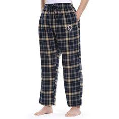 Men's Los Angeles Rams Ultimate Flannel Pants, Size: