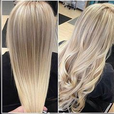 #BlondeHairstylesCool