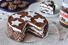 Torta Pan di stelle, scopri la ricetta: http://www.misya.info/ricetta/torta-pan-di-stelle.htm