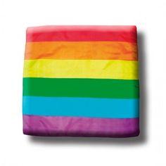 PAÑUELO 60 X 60 ORGULLO LGBT