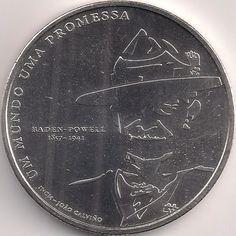 Motivseite: Münze-Europa-Südeuropa-Portugal-Euro-5.00-2007-Baden-Powell