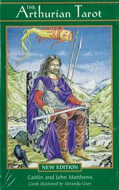 Using hidden symbolism from the stories and legends of King Arthur, the Arthurian Tarot is intended to provide a uniquely easy method for reading and divination when compared to other decks, helping y