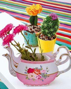 Espinosos, pero de moda. Los cactus lo inundan todo y estos ¡no pinchan!