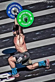 #crossfit, Rich Froning 3x champ!! Lift that shit Rich.....like a boss