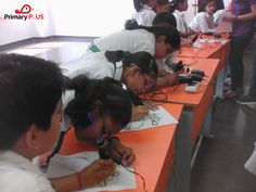 An amazing & creative 3 doodler Workshop is organized by Primary Plus Media at DPS Gautam Budh Nagar !! #kids #fest #school #events #prizes #gifts