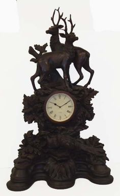 Black Forest Style Clock