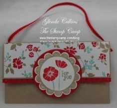 purse-gift-card-holder-300x278.jpg (300×278) - Glenda Caulkins - The Stamp Camp Video won't load. WIll have to look for it