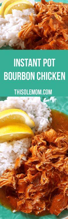 Instant Pot Bourbon