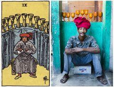 La #creatividad en las fotografías muestra una gran devoción con el #Tarot, han recreado estos arquetipos de forma sutil, real y cotidiano. ¡Gracias Haiti!  http://www.tarotjunguiano.com/tarot-recreado-con-fotografias-en-haiti/