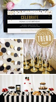 Beautiful Designer Invitations and stationery from Paper Divas. 21st Birthday, Birthday Celebration, Paper Divas, Gold Party, Invitation Design, Birthday Invitations, Rsvp, Stationery, Celebrities