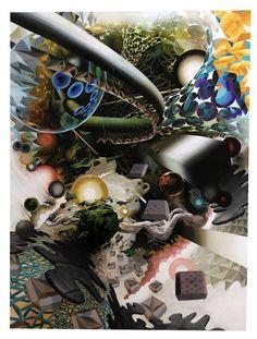 Explosive Art of Damon Soule (12 pics + video) - My Modern Met